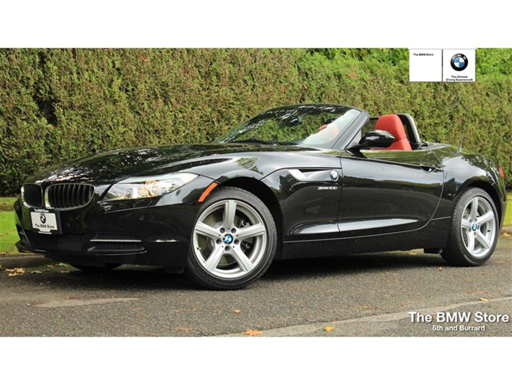 2013 Bmw Z4 Sdrive28i Roadster Premium Package Executive