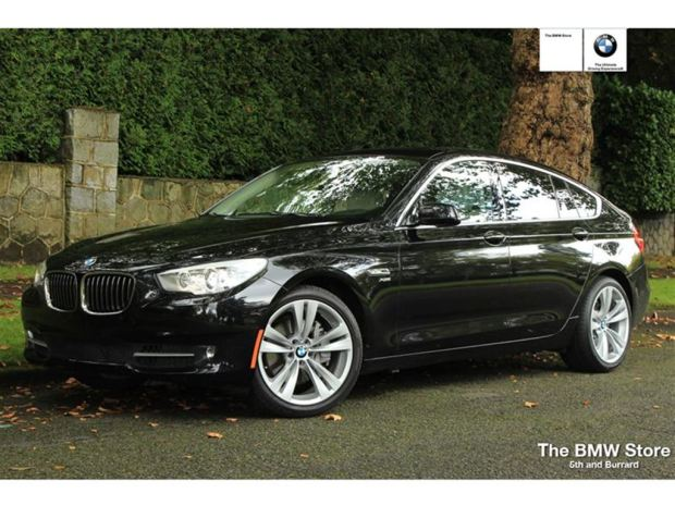 Pre-owned 2012 BMW 535i Xdrive Gran Turismo Executive Package in Vancouver